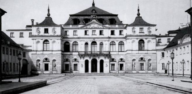 Pałac Brühla w Warszawie