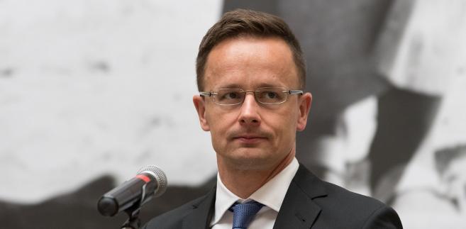 Peter Szijarto: To, co widzimy, wygląda następująco: im dalej od Kijowa, tym mniejszy jest wpływ władz centralnych na sprawy w danym miejscu