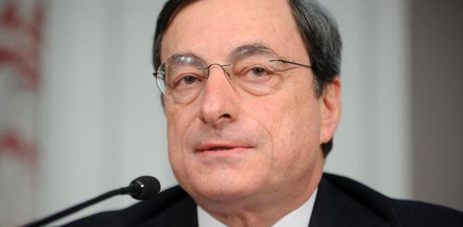 Draghi już na poprzednim posiedzeniu dawał do zrozumienia, że stopy mogą niebawem spaść.