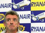 Michael O'Leary z Ryanair.