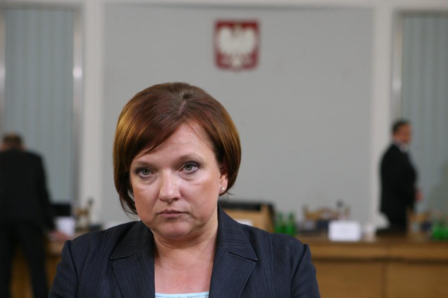 Beata Kempa. Fot. Piotr Mołecki/Newspix.pl
