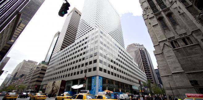 Najdroższa ulca świata - 5 Aleja w Nowym Yorku (16,704 euro za metr kwadratowy rocznie)