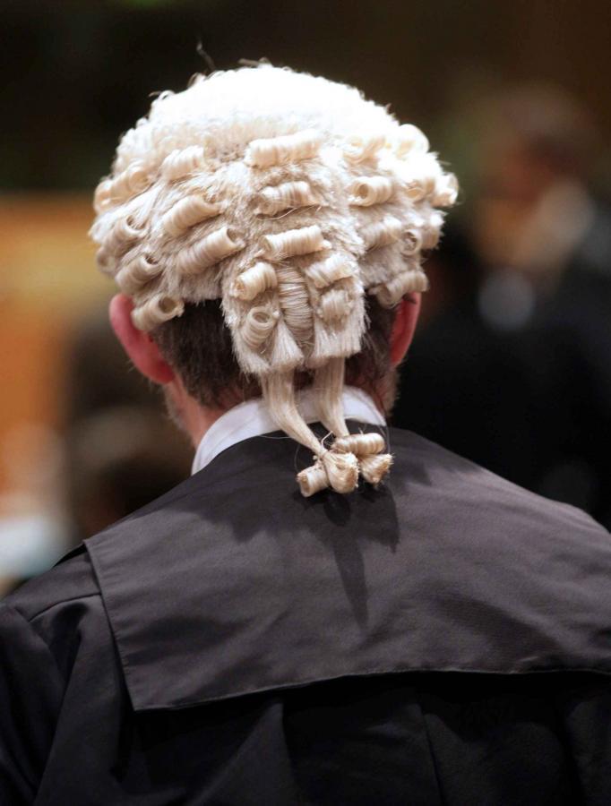 Brytyjski prawnik