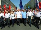Święto Pracy bez pochodów. Lewica złoży kwiaty i zaproponuje ustawę dot. praw pracowników