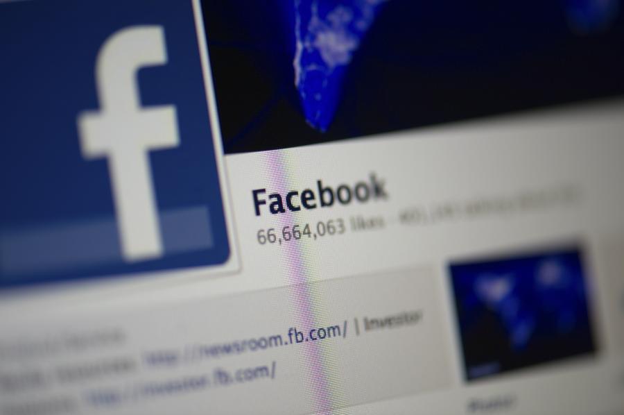 kurs akcji facebook