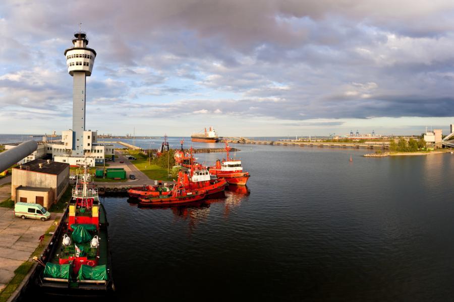 Latarnia morska w Gdańsku, Gdańsk