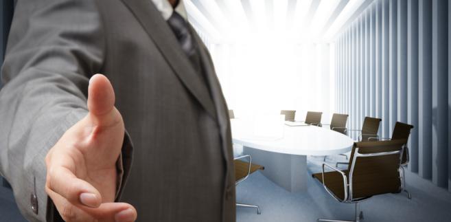 bank, rozmowa, biznes, firma