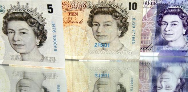 Wielka Brytania: Funt zyskuje na wartości po ogłoszeniu wyników sondażu