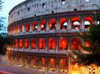 6. Koloseum w Rzymie jest odwiedzane przez ponad 6,9 mln osób.