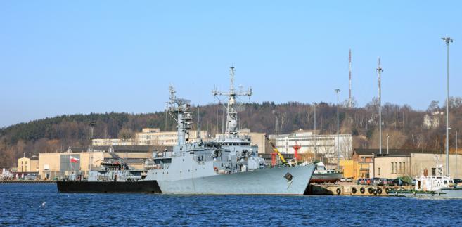 Polski okręt bojowy, korweta rakietowa